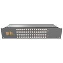 Matrix Switch MSC-2HD0832L 3G/HD/SD-SDI 8x32 2RU Routing Switcher -Button Ctrl