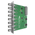 Matrix Switch MSC-CARDTX-BNC8 Modular SDI Output Card With 8 BNC Ports