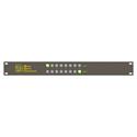 Matrix Switch MSC-CP8X1E 8x1 Elastomeric Remote Button Panel