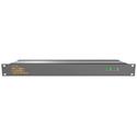 Matrix Switch MSC-HD161S 3G/HD/SD-SDI 16x1 Compact Routing Switcher -Status Pane