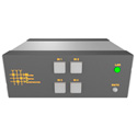 Matrix Switch MSC-HD41L 3G/HD/SD-SDI 4x1 Mini Routing Switcher