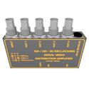 Matrix Switch MSC-HDDA4 3G/HD/SD-SDI 4 Output  Distribution Amplifier