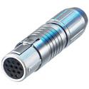 Neutrik MSCF12 12 Pole Female Cable Connector - Solder Contacts