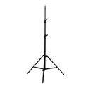 Matthews B387487 Light Heavy Kit Double Riser Stand - Black 8ft 4in
