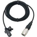 Audio-Technica MT830cW Omnidirectional Lavalier Microphone for Audio-Technica UniPak Transmitters