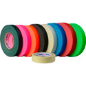 Pro-Gaff 1 Inch Gaffers Tape Multi-Color Kit