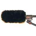WindTech MM-9 Mic Muff Microphone Windshield Fitted Fur Windscreen Cover