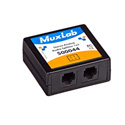 Muxlab 500044 Stereo Analog Audio Splitter 1×3