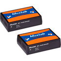 Muxlab 500390 DVI/Audio Extender Kit