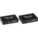 MuxLab 500451 HDMI Econo Mono Extender Kit Over 230 Feet of One Cat5e/6 Cable