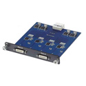 MuxLab 500472 4 Channel DVI Input Card