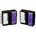 Muxlab 500734 6G-SDI Extender Over LC Singlemode Simplex Fiber with Return Channel - 10 kilometers