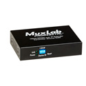 Muxlab 500753-TX HDMI / RS232 over IP Transmitter with PoE