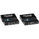Muxlab 500753 HDMI/RS232 Over IP Extender Kit