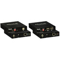 Muxlab 500770 KVM HDMI over IP PoE Extender Kit