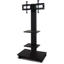 Marvel MVPFS6065DT-2 Monitor Stand with Two Shelves