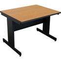 Marvel MVTR4830OKDT Rectangular Side Table - Oak