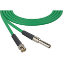 Mid-Size Video Patch to BNC Cables Green 3ft
