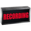 Studio Recording Light - RECORDING 12VDC