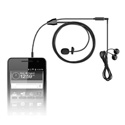 MXL MM160 Mobile Media Lavalier Microphone