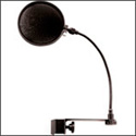 MXL PF-001 6in Pop Filter with Goosenect and Clamp