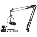 MXL VPS-SOLO Visual Podcasting Station with  BCD Mic & Camera
