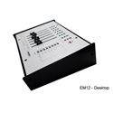 Mystery EM12 DSP Control Surface - 6 Physical (12 Virtual) Motorized Faders Includes Customized Laminated Overlay