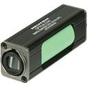 Neutrik NAO4SAW-A opticalCON QUAD APC LC Singlemode Coupler IP65 Green