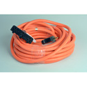 3 Outlet 12/3 Indoor/Outdoor Power Cord 25 Foot