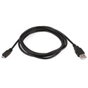 6ft USB 2.0 A Male to Micro 5pin Male 28/28AWG Cable