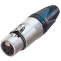 Neutrik NC5FXX Female XLR XX Series Cable Connector