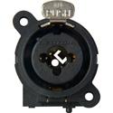 Neutrik NCJ6FI-S Combo 3-Pin XLRF / 1/4 Inch Stereo with Solder Cups