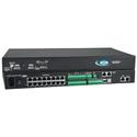 NTI ENVIROMUX-16D Large Enterprise Environment Monitoring System