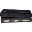 Network Technologies SE-DVI-2A 2-Port DVI-D/HDMI Video Switch with Audio