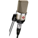 Neumann TLM102 Large-Diaphragm Studio Condenser Microphone -Nickel