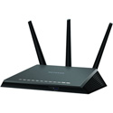 NetGear R7000-100PAS Dual Band Gigabit IEEE 802.11ac Desktop Wireless Router