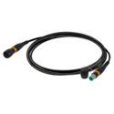 Neutrik NKO12S-A-3-150M opticalCON MTP-MTK Singlemode 12 Channel Fiber Reel SELL CAMPLEX