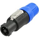 Neutrik NL4FC 4 Pole Female Inline Speaker Connector