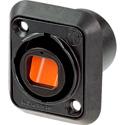 Neutrik NO12FDW-A opticalCON MTP 12-Channel Fiber Optic Chassis Connector Black
