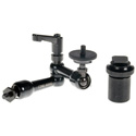 NOGA NF38CA-SA NF Cine Arm 3/8 Inch & Slide Shoe Kit