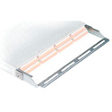 Neutrik NPP-S Patchbay Rear Extension Bar