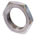 Neutrik NRJ-NUT-MN Hexagonal Metal Nut (For Metal Nose Jack Only)