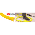 Flexo Non-Skid Tubing 1-1/2In Yellow x 25ft