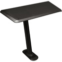NUC-EX24L Nucleus Series - Studio Desk Table Top - Single 24 Inch Extension with leg (Left)
