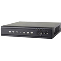 Cop-USA NVR08H1-3208 8 Channel NVR with 8 PoE H.265 50Mbps Bandwidth - up to 8MP Recording Resolution - 4K Output
