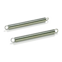O.C. White 12402 Chrome Heavy Springs For Mic Arms (EACH)