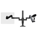 O.C. White SMS-1-ULP Ultima Single Monitor and (1) Low Profile Mic Boom Package