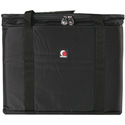 Odyssey BR416 4 Space - 16 Inch Rackable Depth Rack Bag with Removable Inner Rack