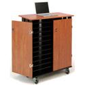 Oklahoma Sound LCSC Laptop Charging & Storage Cart