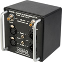 Ocean Matrix AVHE-210-G-3G Single Channel 3G-SDI Video & 2-Channel XLR Audio Hum Eliminator